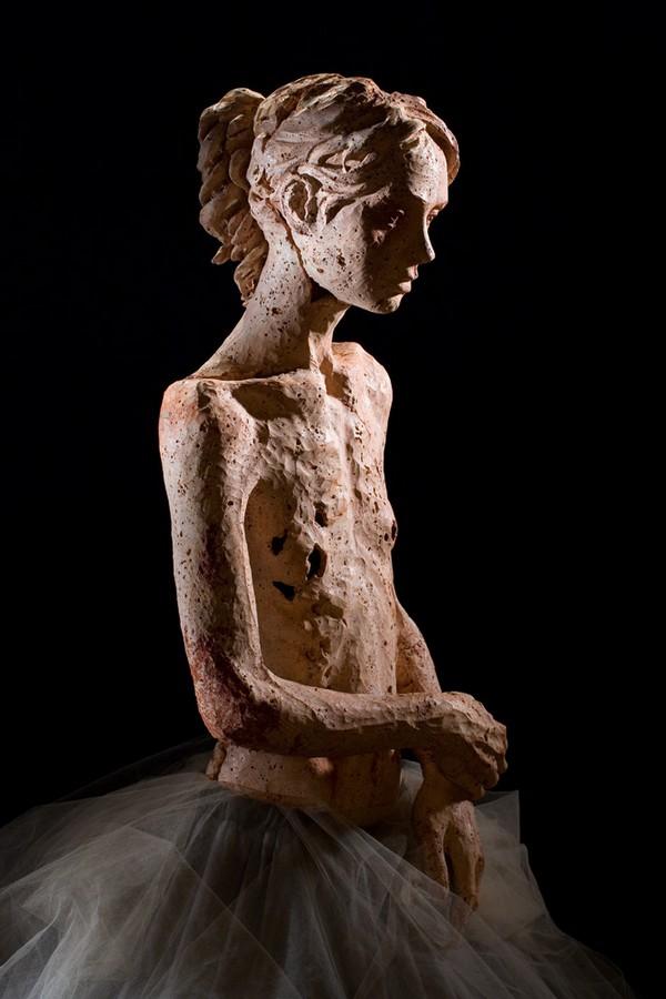 Christian Zucconi – Stone sculptures