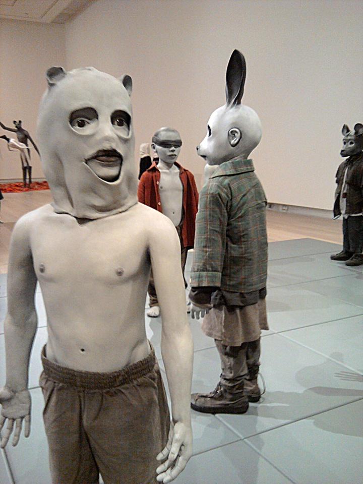 Jane Alexander – Sculptures 1998-2002, série Bom Boys