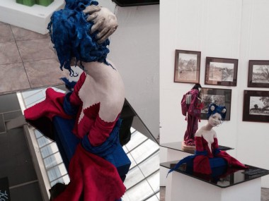 Tatiana Baeva – Art dolls sculpture