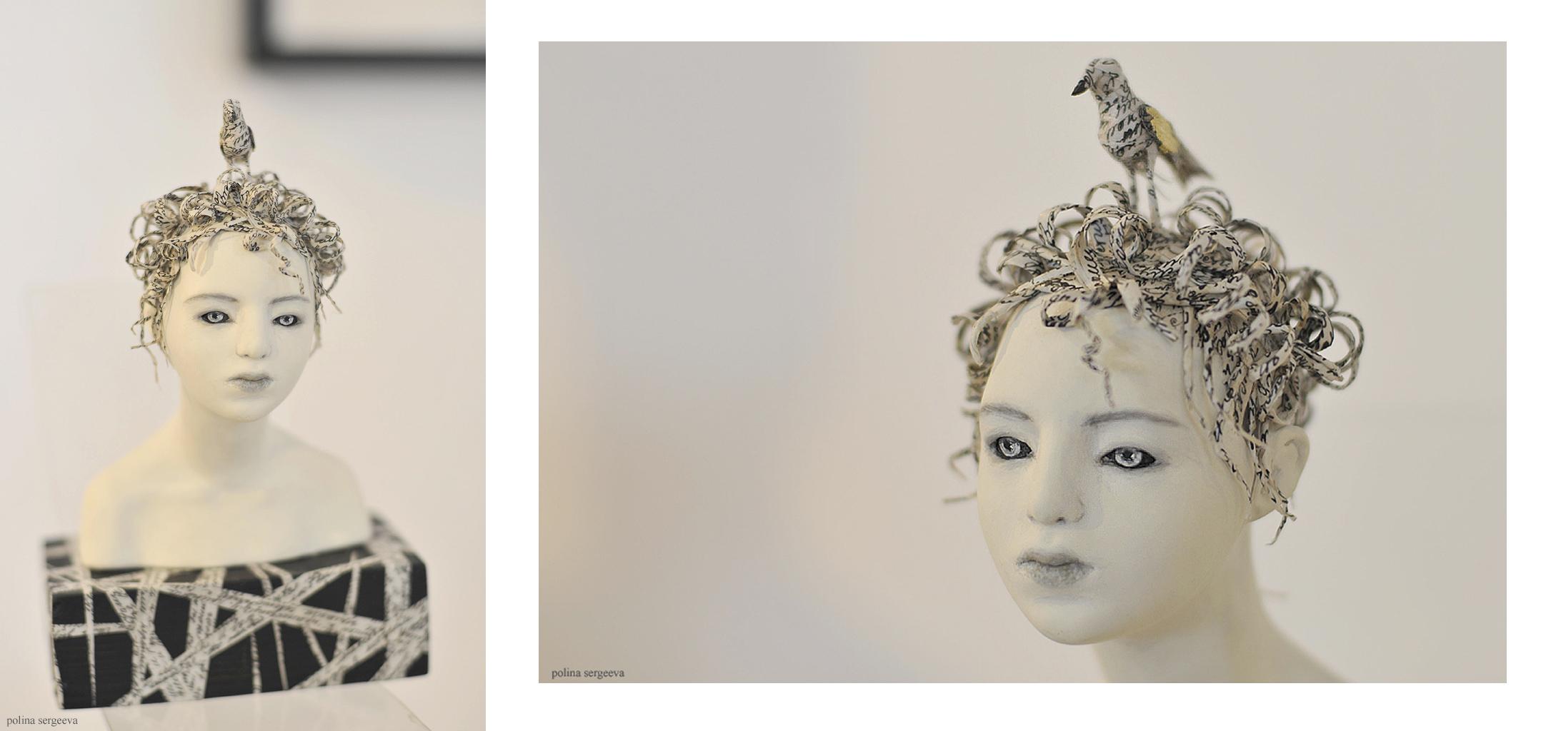 Tatiana Baeva – Art dolls sculptures