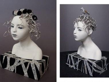 Tatiana Baeva – Reflections – sculptures russie
