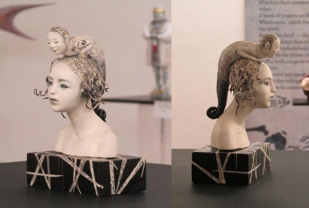 Tatiana Baeva - Reflections - sculptures russie