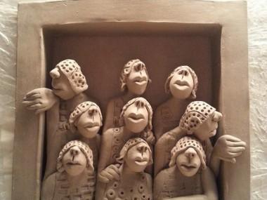 Ans Vink – Sculptures