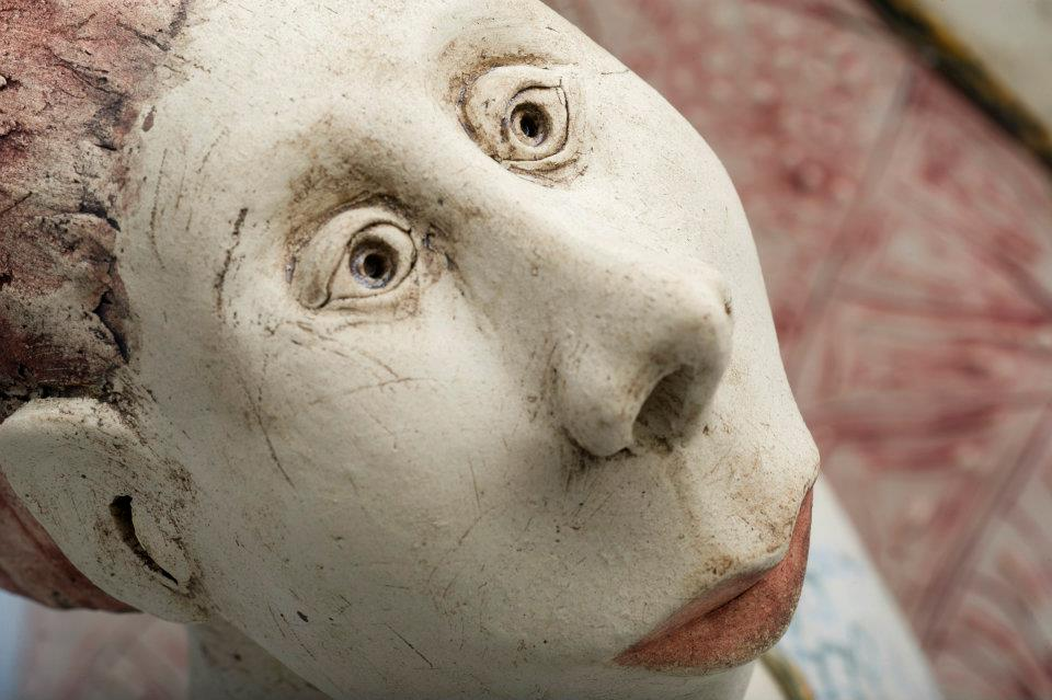 Ans Vink – Torso / sculptures figuratives (Pays-bas)