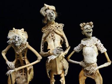 Sabrina Gruss – creatures sculptures