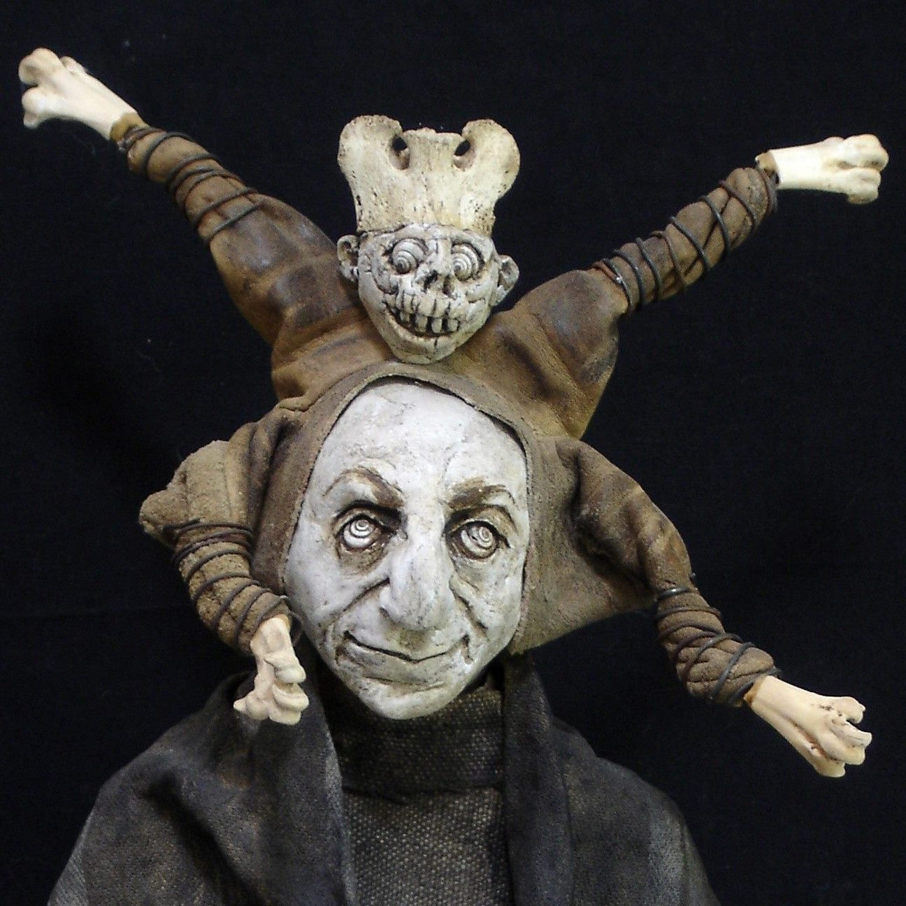 Sabrina Gruss – Cabinet de curiosités / Sculptures
