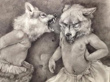Adonna Khare Artist – wolfes
