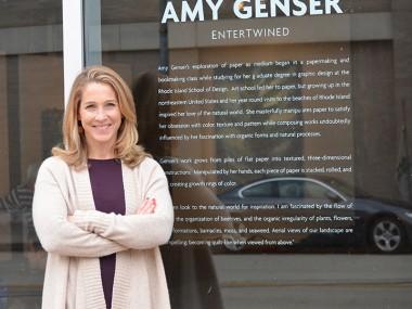 Amy Genser – portrait
