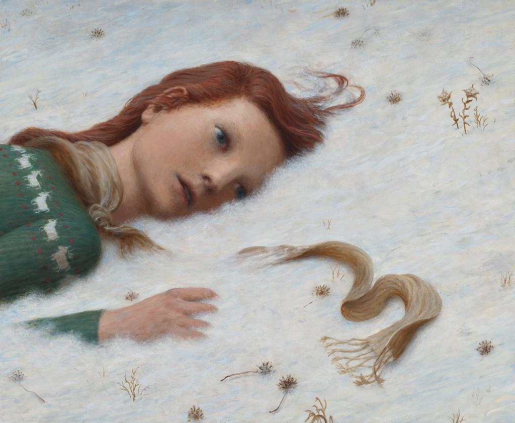 Aron Wiesenfeld – Snowbed
