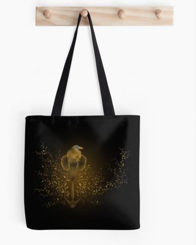 Game of Thrones – Tote bag / sac illustration  – ©LilaVert