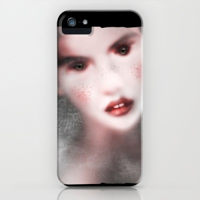 MonGhost V – Lolita illustration Iphone-Ipad ©LilaVert