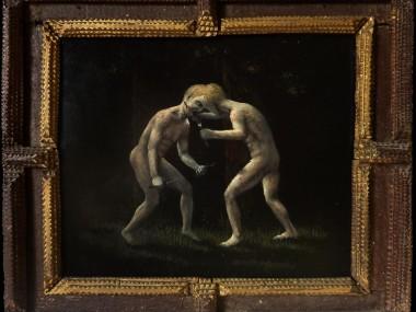 Murielle Belin – les Craniophages / Peinture