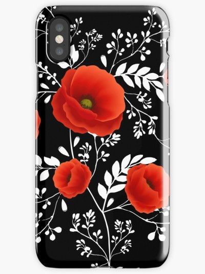 Poppy skin iphone