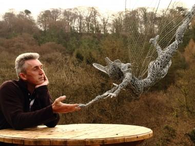 Robin Wight sculpteur – portrait