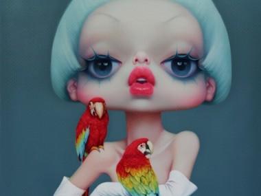 Wang Zhijie – Modern pinUp