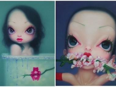 Wang Zhijie – Modern PinUp – Chine