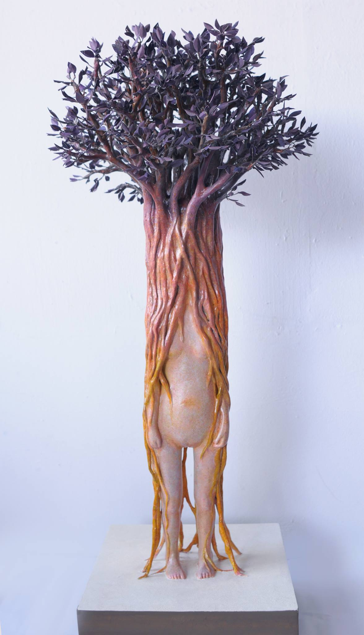 Yui Ishibashi – sculpture nature – Japon