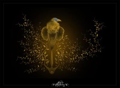 Game of Thrones – Illustration digital – ©LilaVert / http://society6.com/lilavert