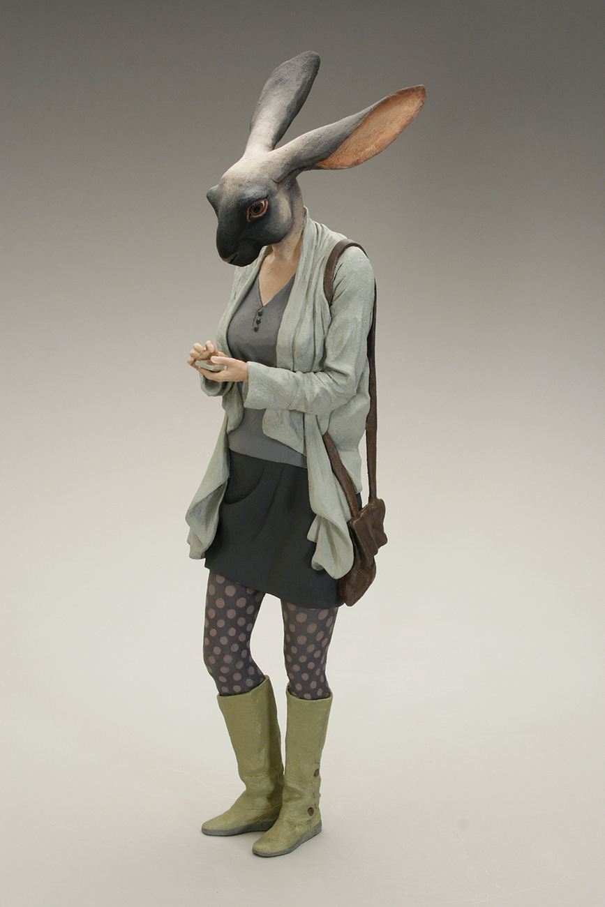 Human-Animal Hybrids sculptures of Alessandro Gallo -Blog ...