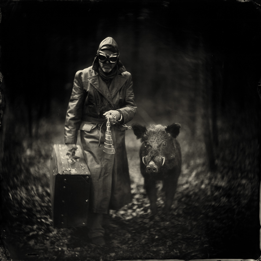 Alex Timmermans – collodion ambrotype wet plate photography
