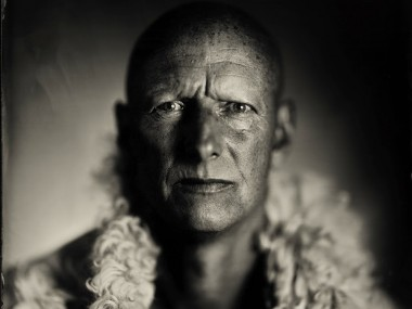 Alex Timmermans – jimmy Nelson portrait collodion photo