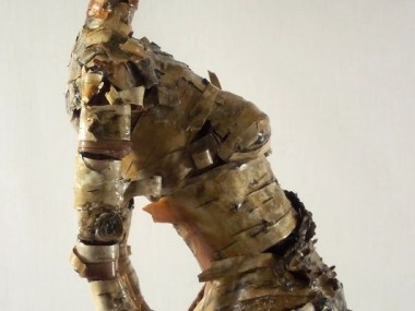 Becky Grismer – sculpture New Skin