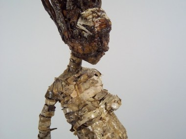 Becky Grismer – sculpture New Skin3