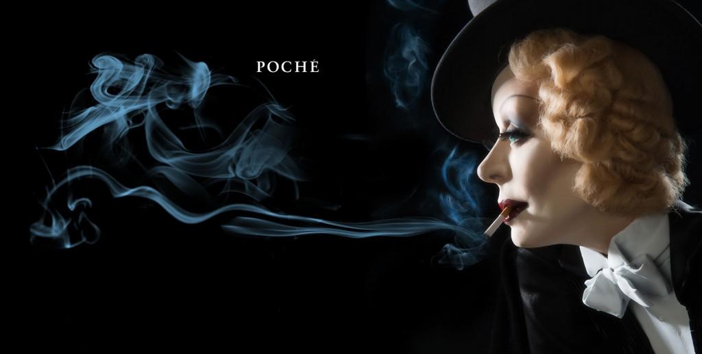 Dustin Poche - Marlene Dietrich doll sculpture