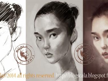Eric scala – illustrations digital art sketch