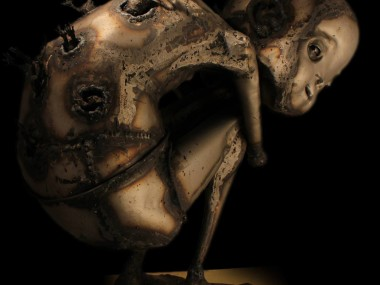 Guillermo Rigattieri – Steampunk sculptures