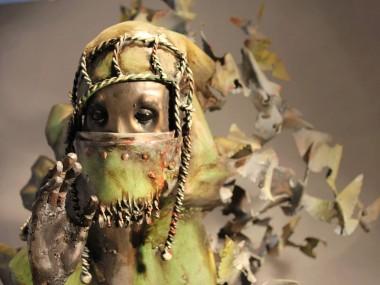 Guillermo Rigattieri – Steampunk sculptures – CONJURO