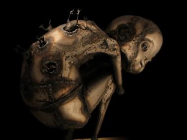Guillermo Rigattieri – Steampunk sculptures Argentine