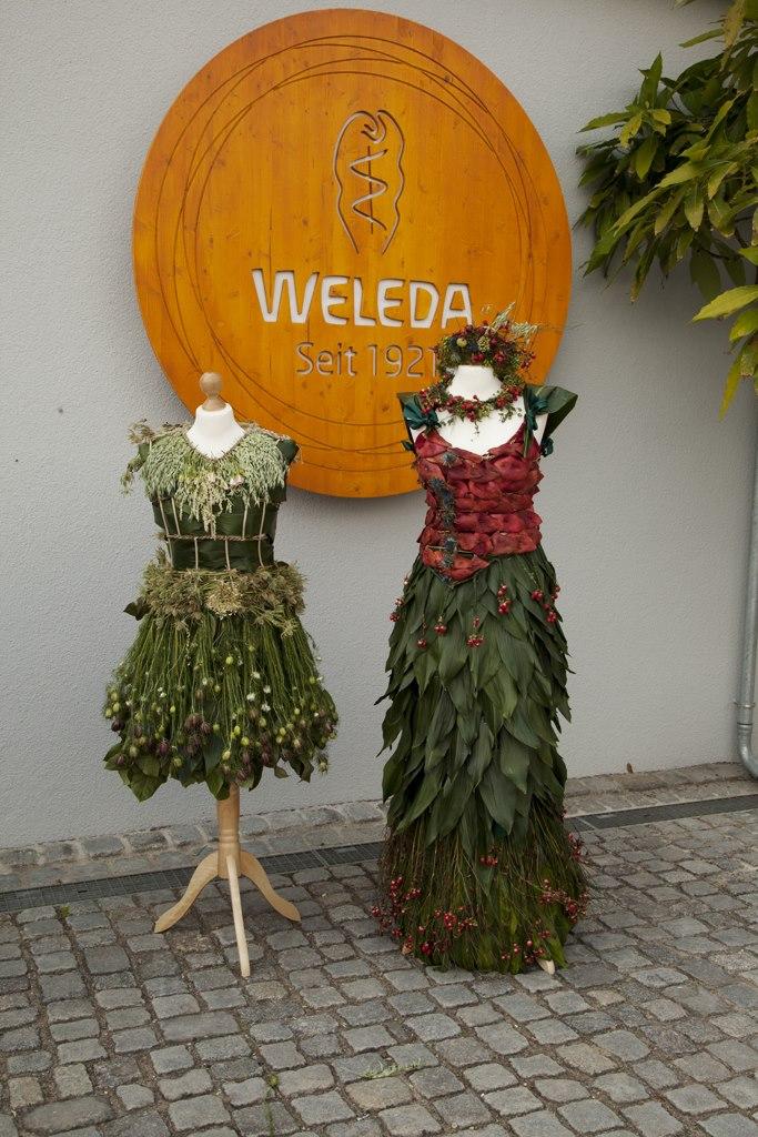 Nicole Dextras – Weleda dresses