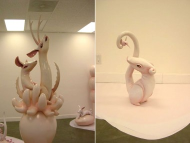 Rebekah Bogard – Flesh & Bone Exhibition