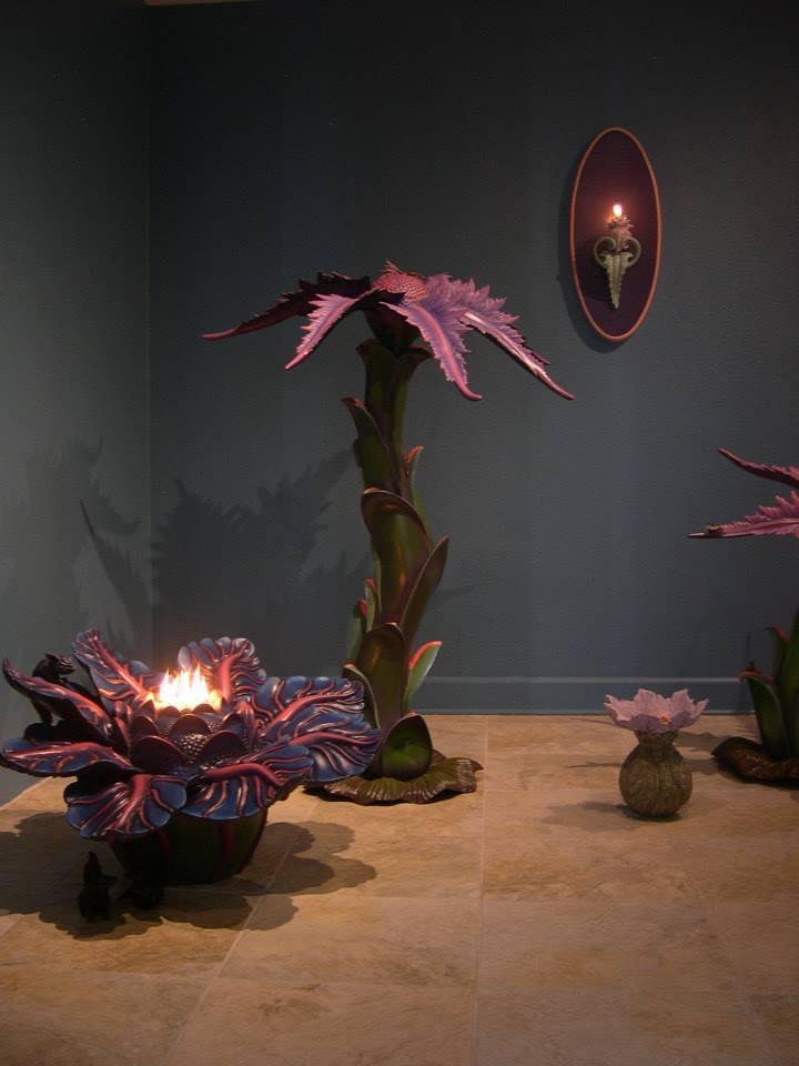 Rebekah Bogard – Heaven – Sculptures exhibition AMOCA