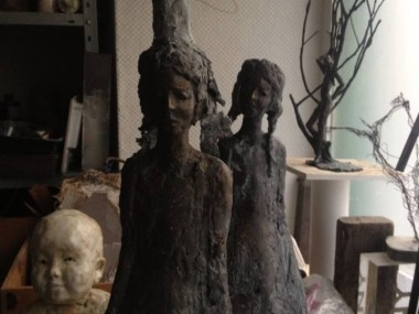 Sculptures by Pauline Ohrel – portrait