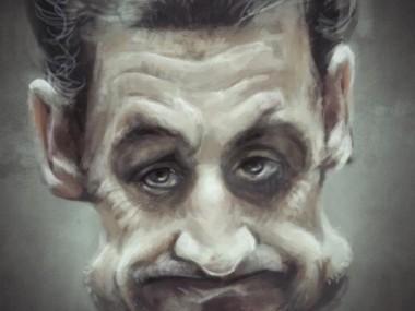 Eric scala – caricature sarkozy – AYEZ CONFIANCE !