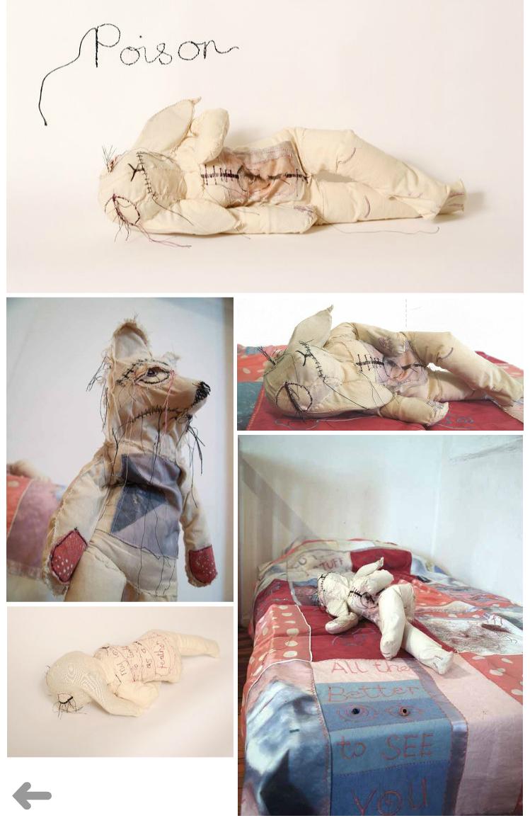 morwenna catt – art textile work
