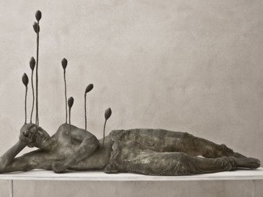 Giuseppe Agnello – Resine poliestere – Sculptures Sicile