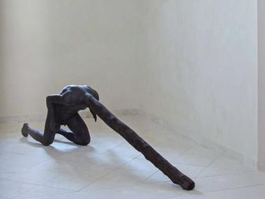 Giuseppe Agnello – sculptures tronc