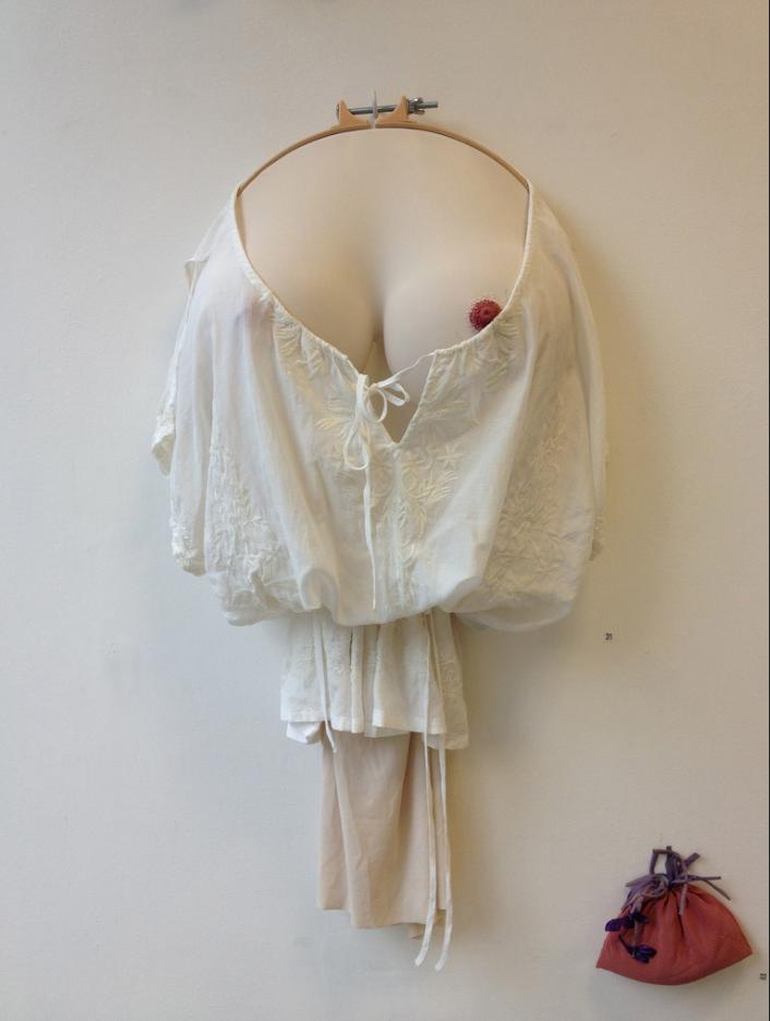 Textile Art Sally Hewett – Josephine