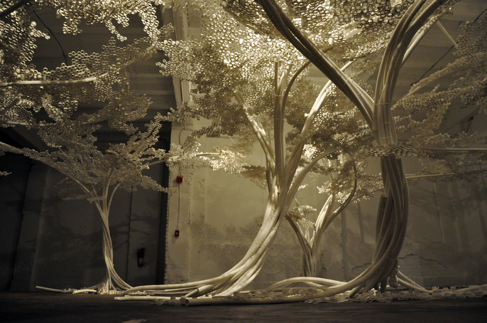 Tom Price - Trees Installation