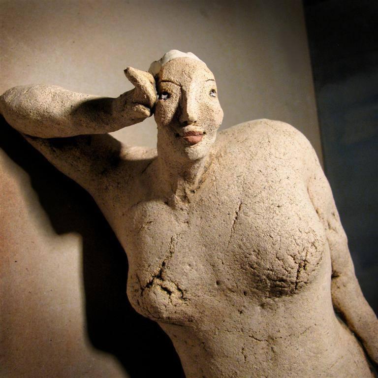 Anna Kozlowska-luc – Sculptor ceramik