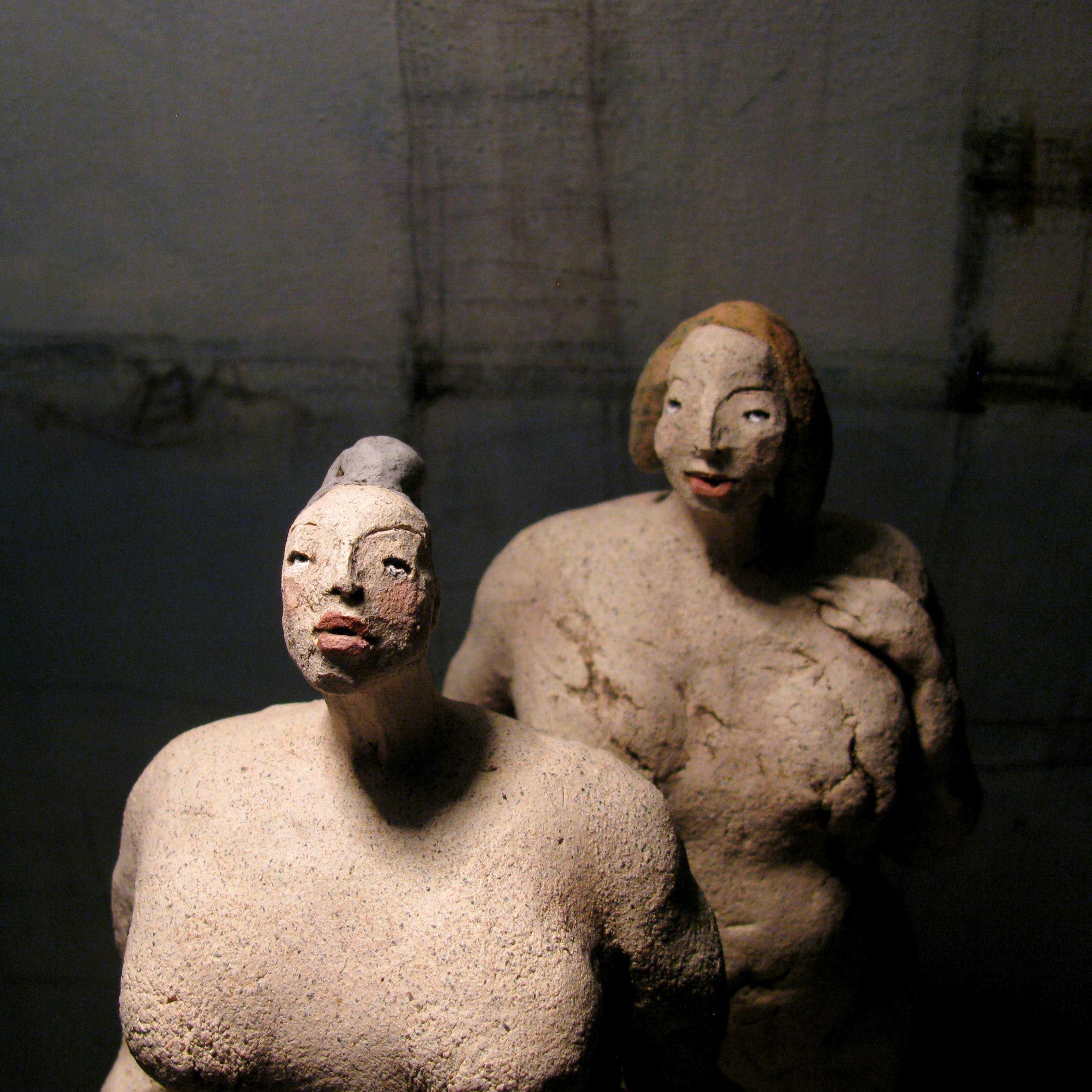 Anna Kozlowska-luc – Sculptor ceramik (pologne)