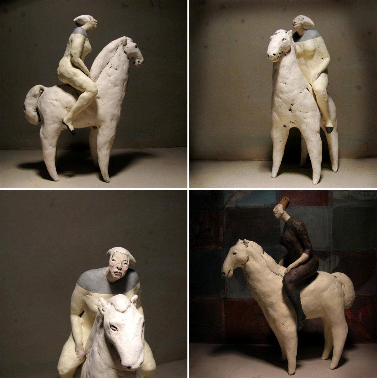 Anna Kozlowska-luc – Sculptor figurative (pologne)