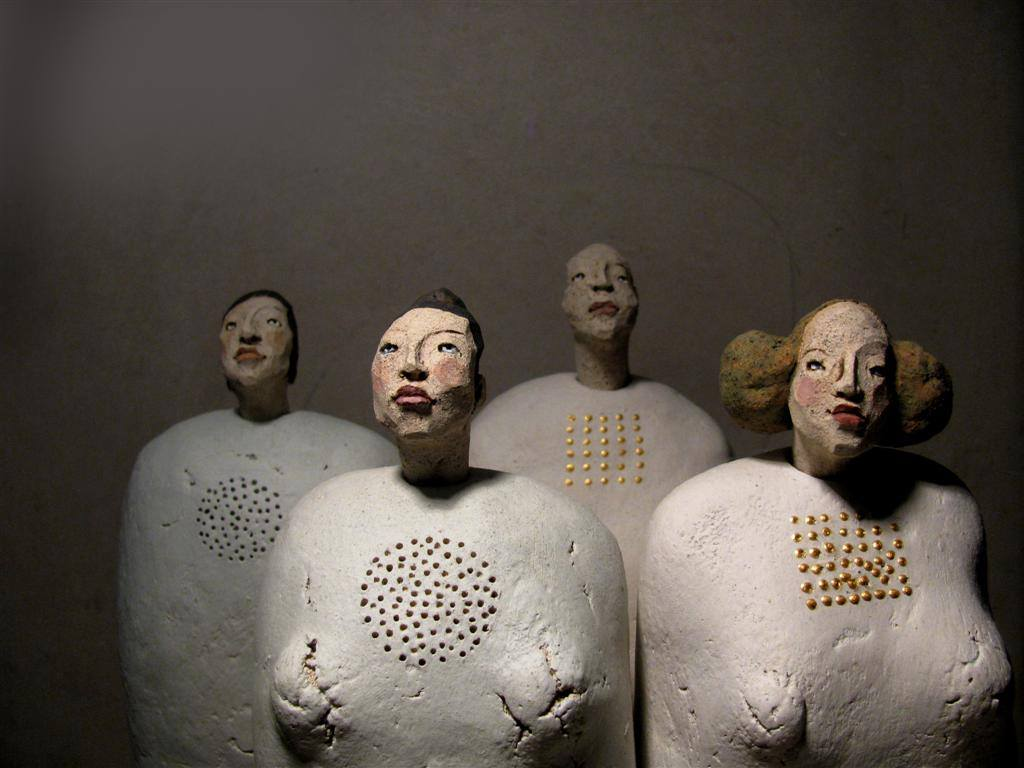 Anna Kozlowska-luc – Sculptor (pologne)