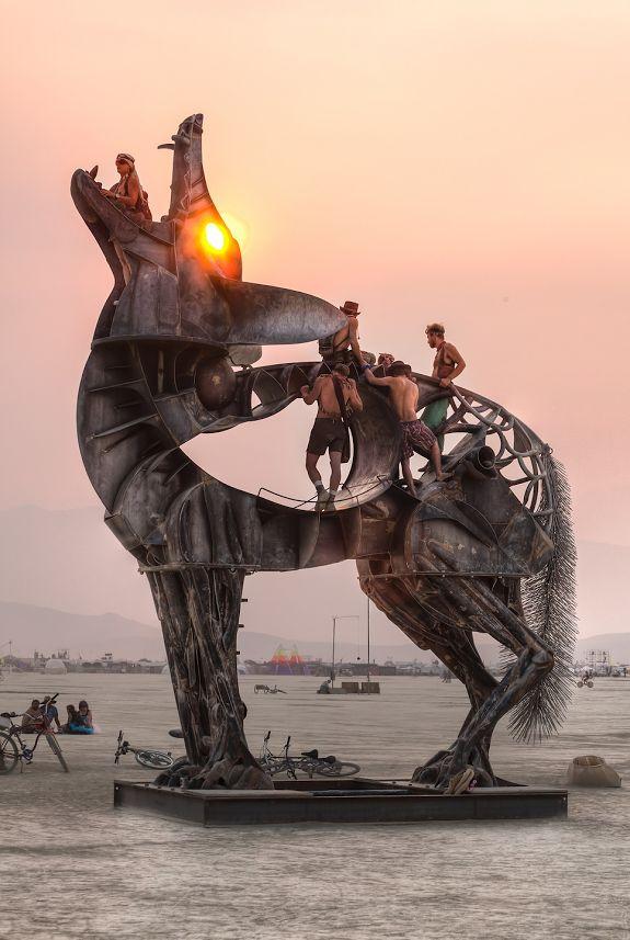 Burning Man 2014 Photos – ©DUNCAN RAWLINSON