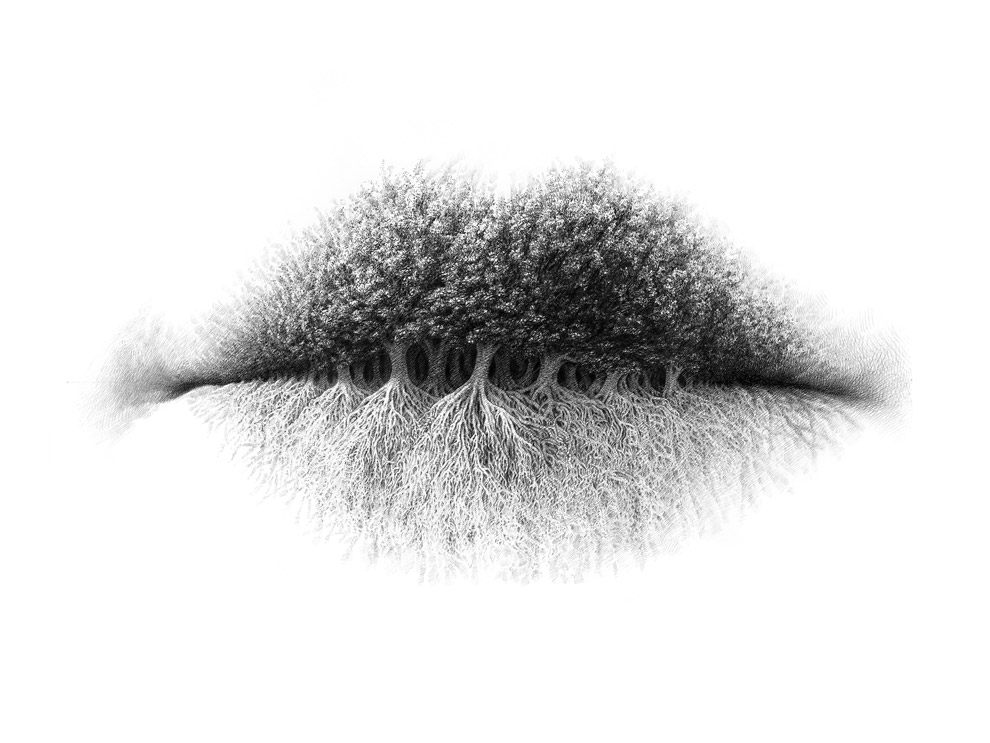 Christo Dagorov's Lips Series