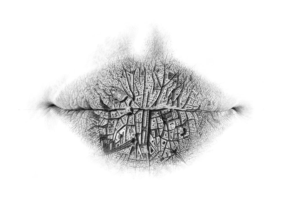 Christo Dagorov's Lips Series2