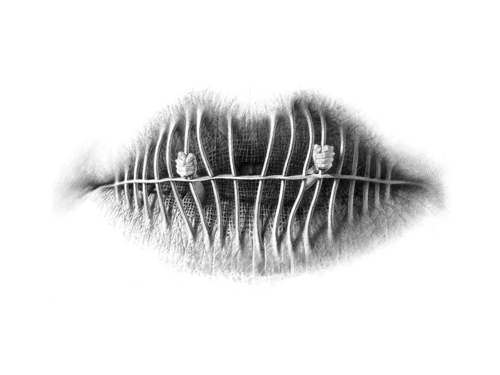 Christo Dagorov's Lips Series3